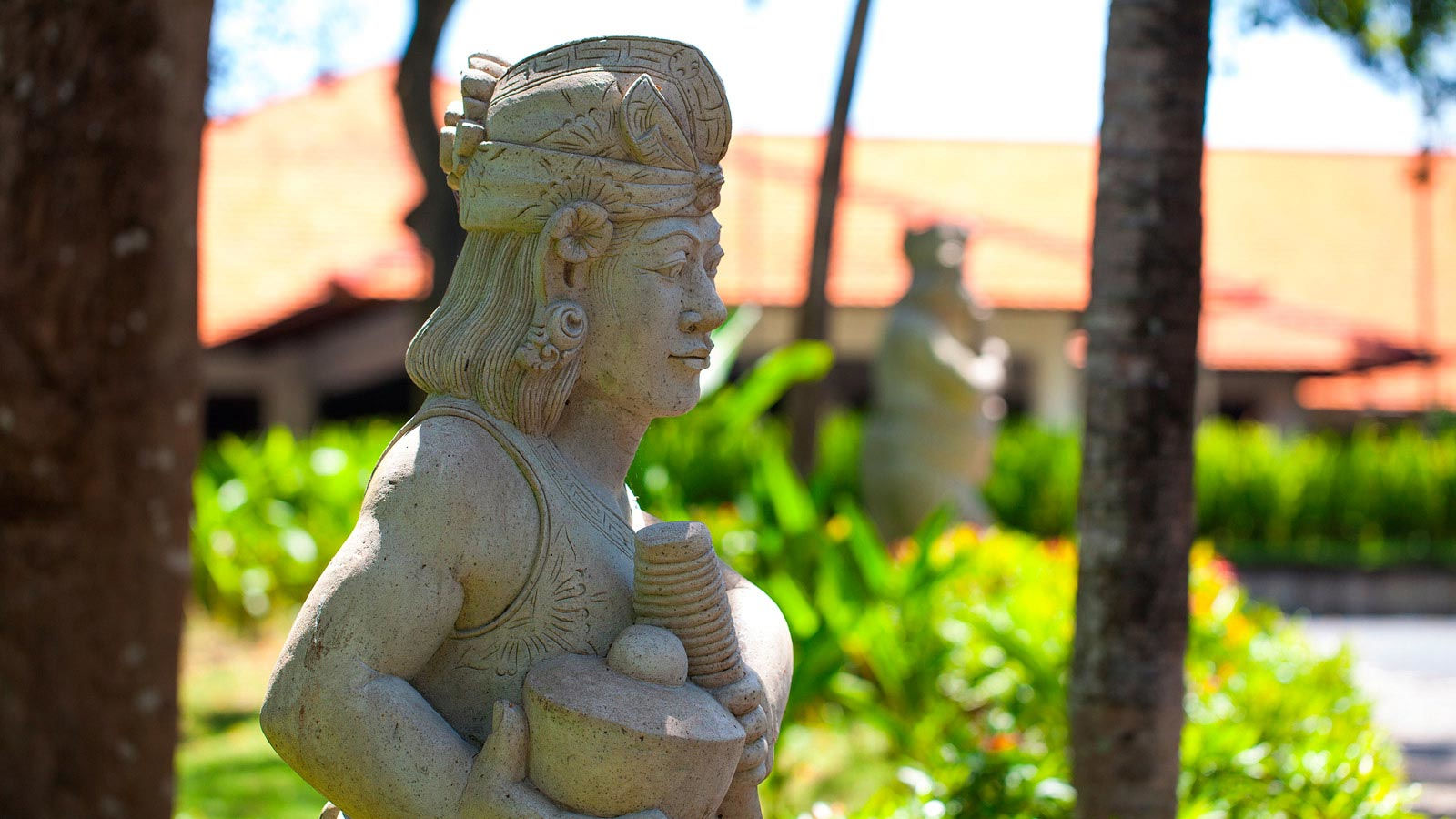 Balinese Statue - The Laguna Resort & Spa, Nusa Dua